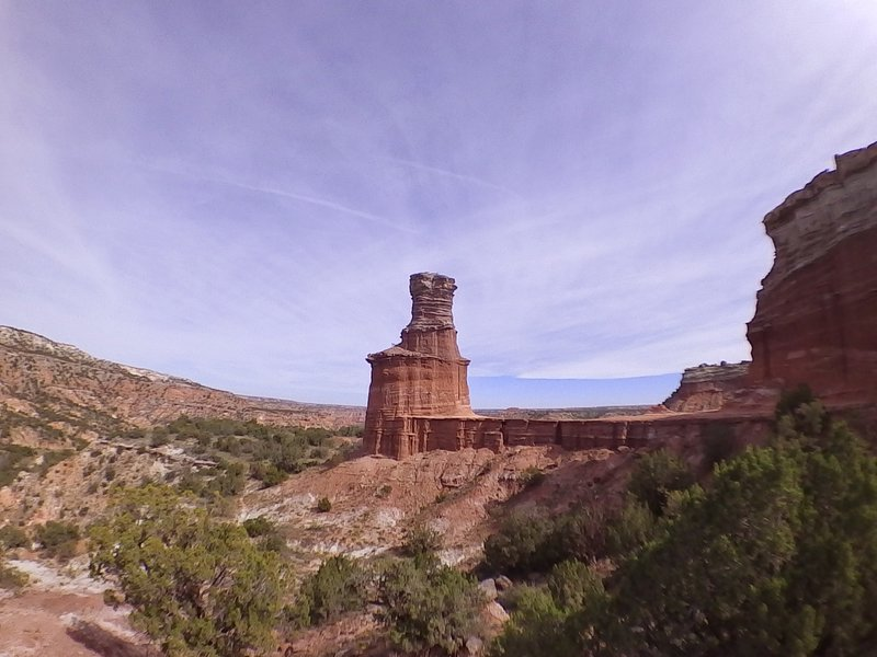 The Icon of Palo Duro, The Lighthouse