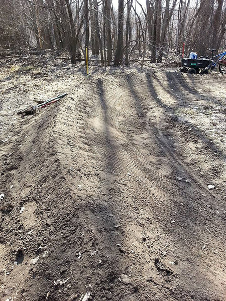Short Loop Berm