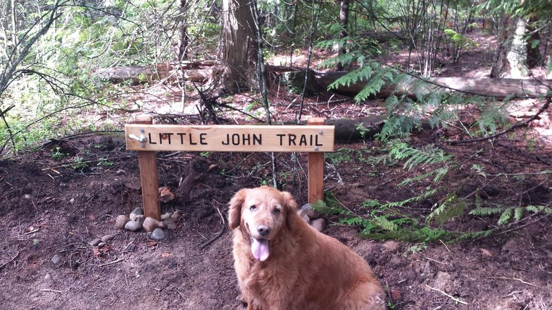 Lucy likes the Little John