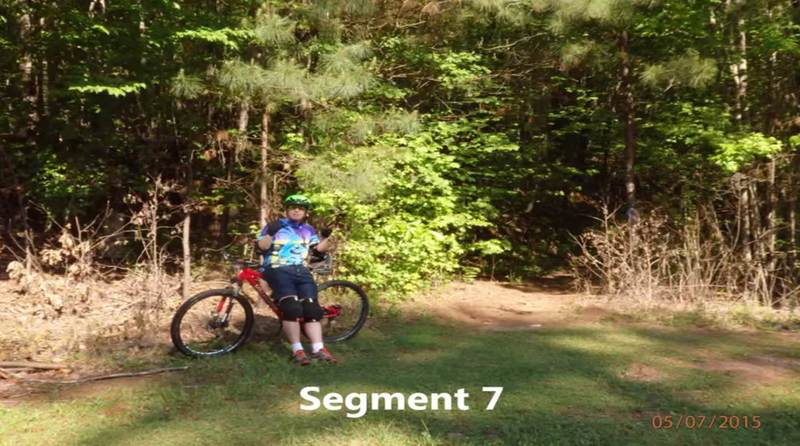 Beginning of SCST segment 7.