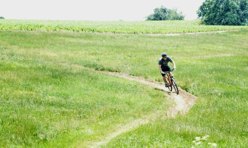 Easy Rider Short Track Series warm up