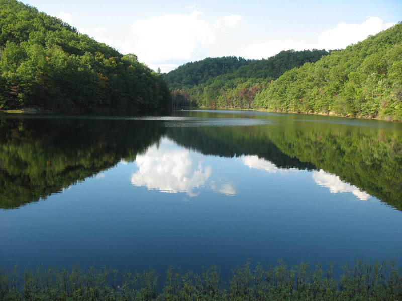 Tranquility on Eagle Lake