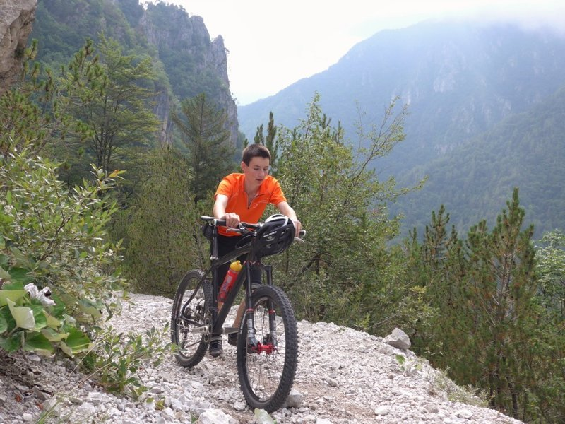 Val Scaglia: Hike The Bike