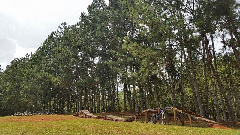 Playground at Hacienda Sabanera MTB