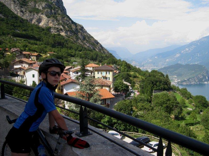The village of Pregrasina