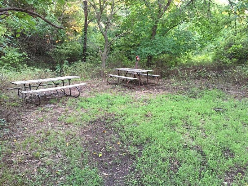 A picnic area!!