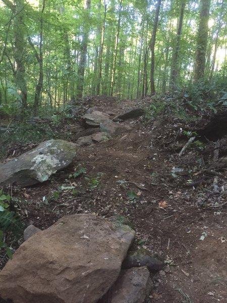 Rock climb added September 2015.