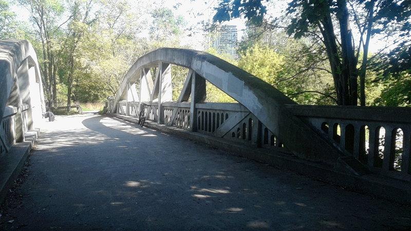 Stone bridge. 2nd oldest of its kind