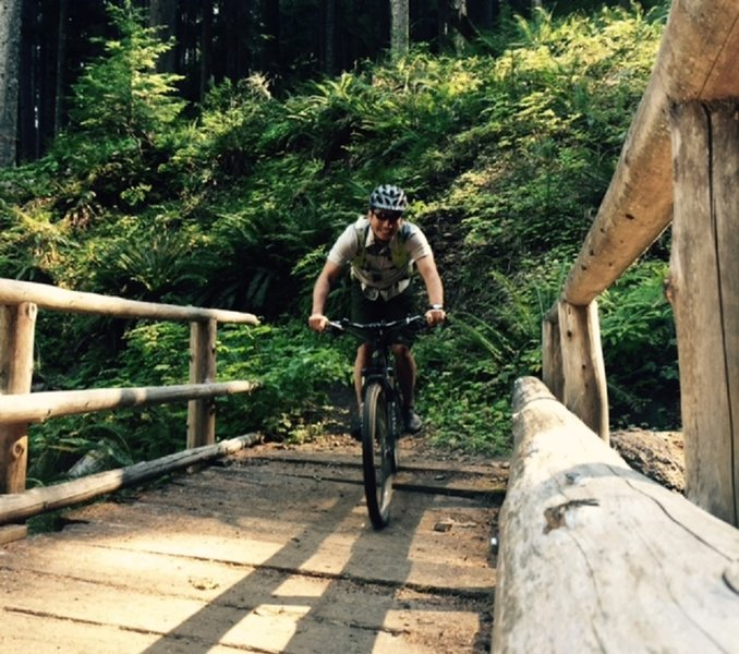 Fun on the Deschutes River Trail