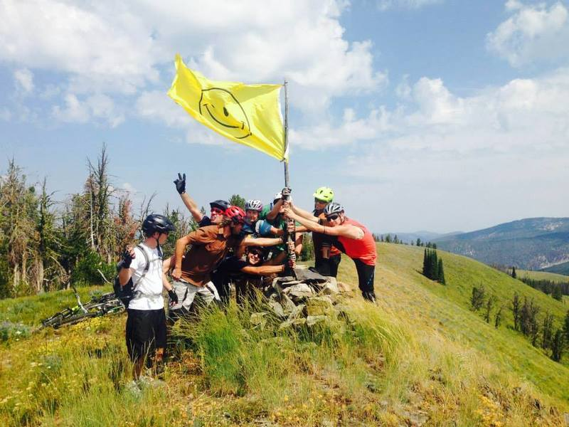 Blomfest conquers the Stateline Trail