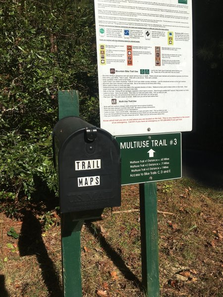 Get your Free trail maps