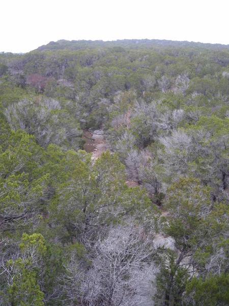 Denio Creek Warbler Trail scenic overlook.