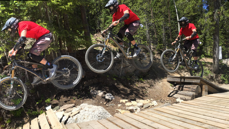 Boot Camp Trestle Bike Park