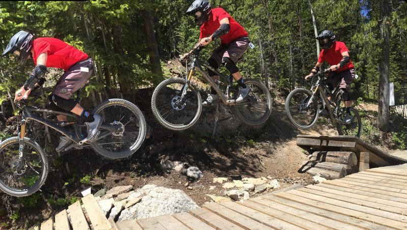 Boot Camp Trestle Bike Park