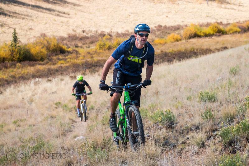 Ongebruikt Colorado Trail: Kenosha Pass to Lost Creek Wilderness Boundary JR-87