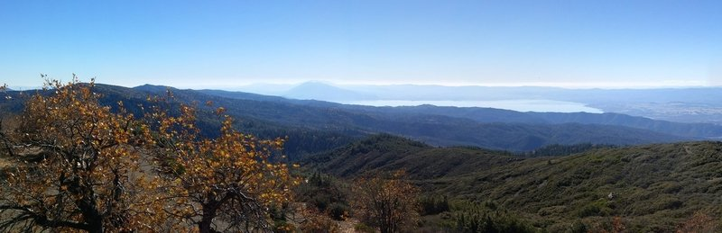 Panorama from Fire Lookout