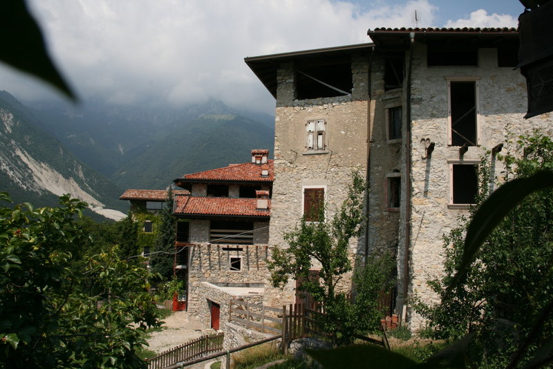 Old houses of Calvola.