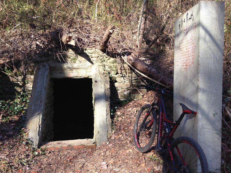 Kelpius Meditation Cave