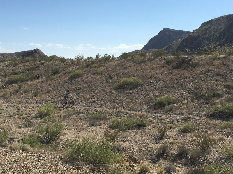 Chihuahuan Desert riding!