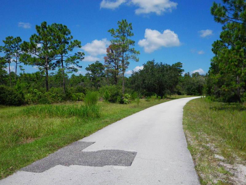Starkey Path.