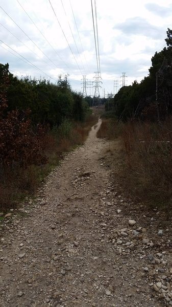 Powerline hill