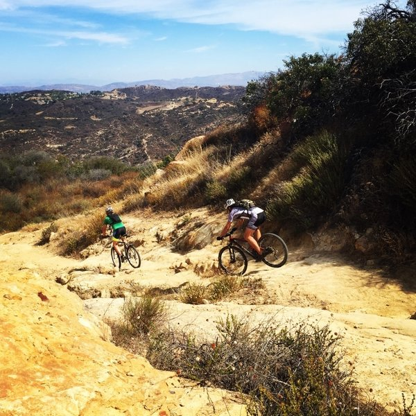 Cheney Trail