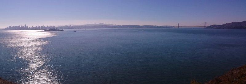 Bridge panorama.