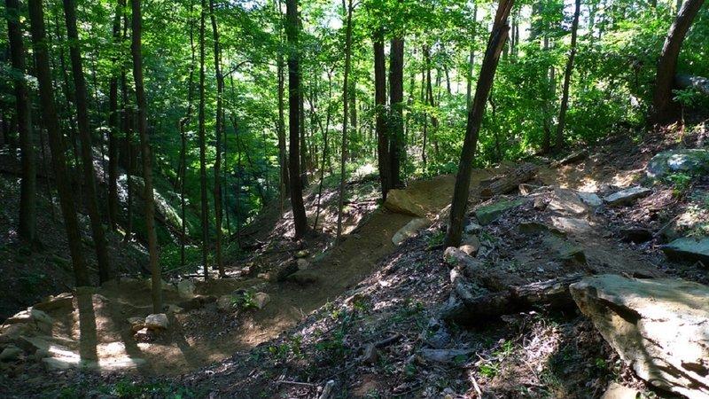 Bobcat Trail Switchbacks