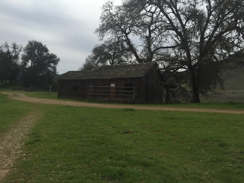 Old dwelling.
