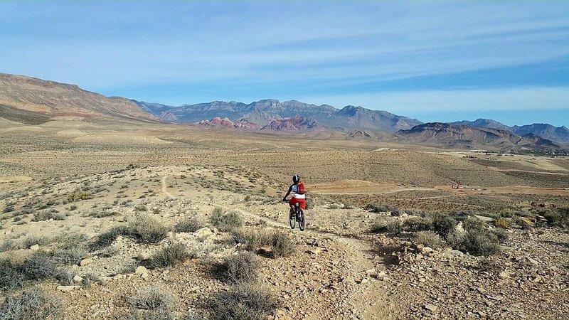 Vegas's new trail system rocks!