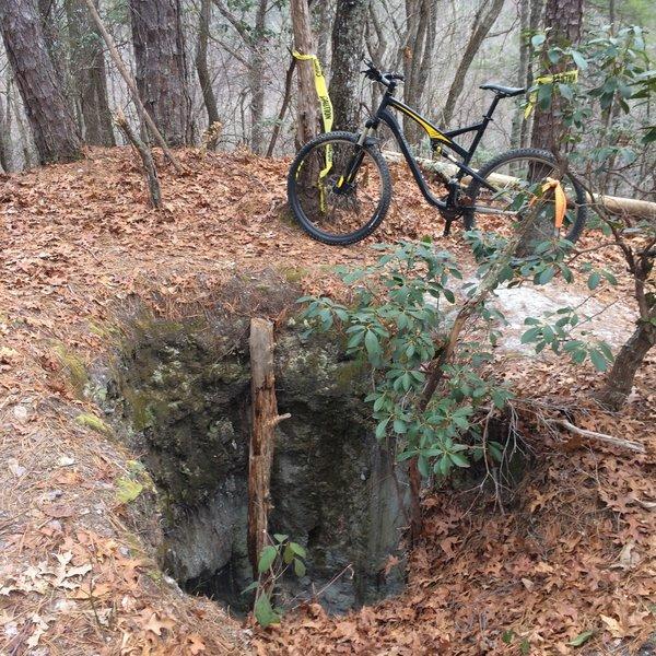 The Sinkhole.