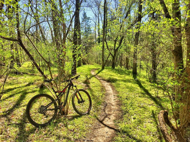Wahoo Trail.