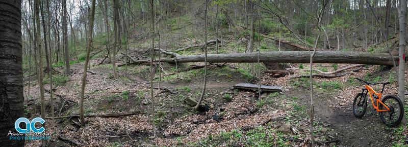Oil Well Trail.