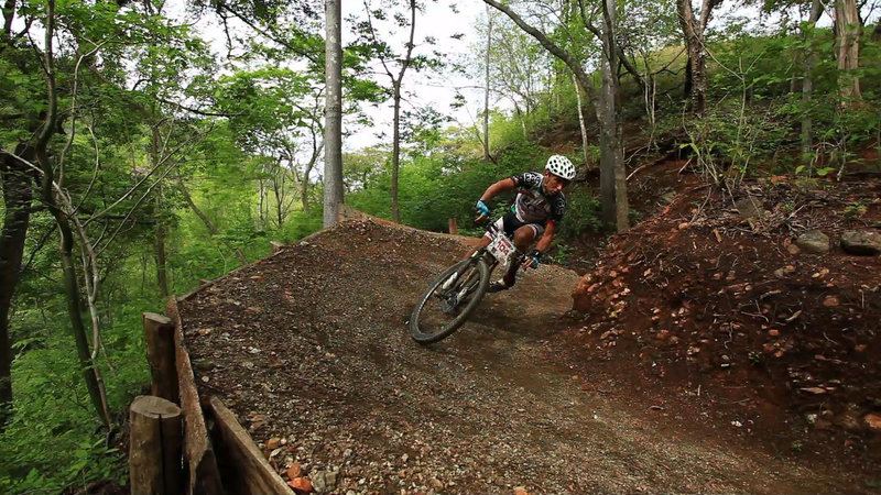 From the annual Guanaride multi-day stage race.
