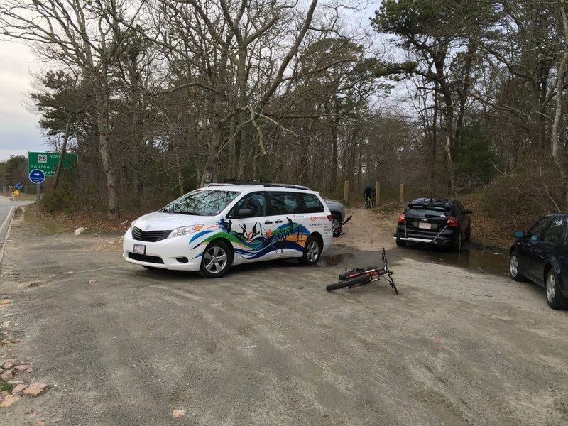 Otis parking off 151/28