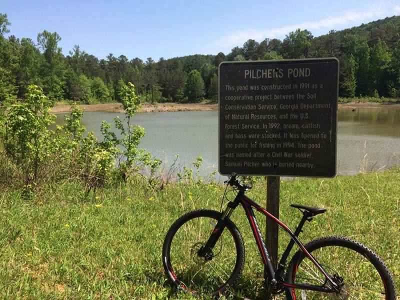 Pilcher's Pond.