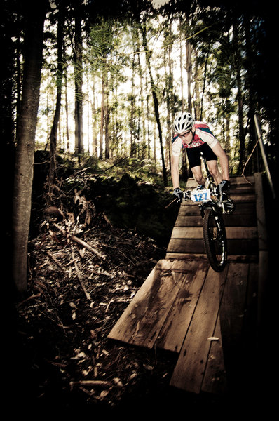 Log mountain - Relentless Blue: Pemberton, Western Australia