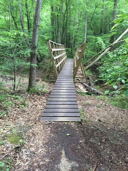 Great trail and well maintained.