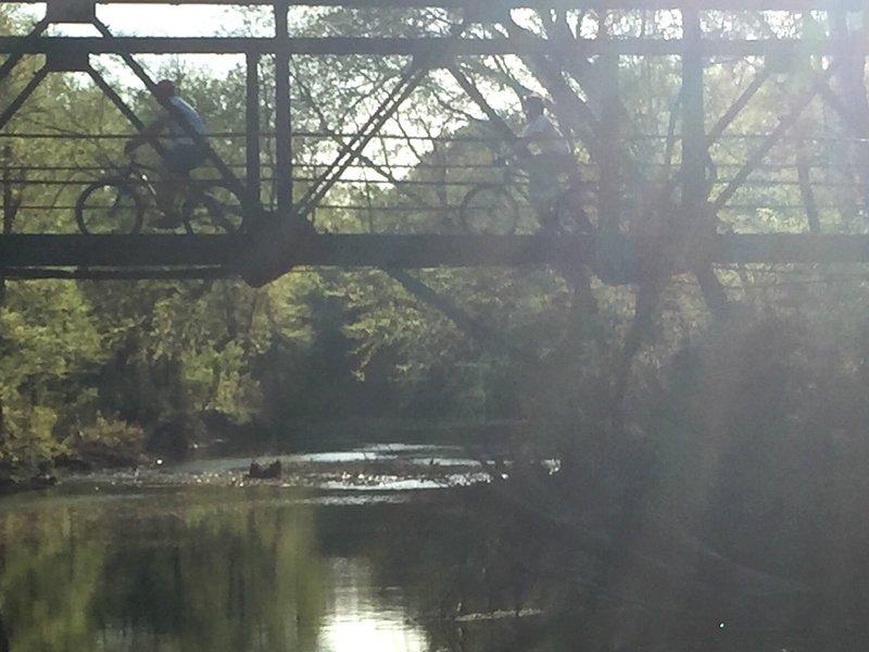 Spadra Creek Nature Trail, Clarksville, Arkansas