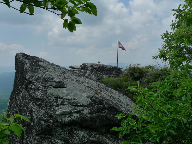 Flag Rock.