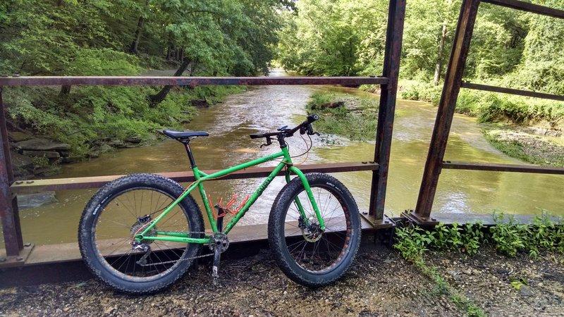 Big Elk Creek.