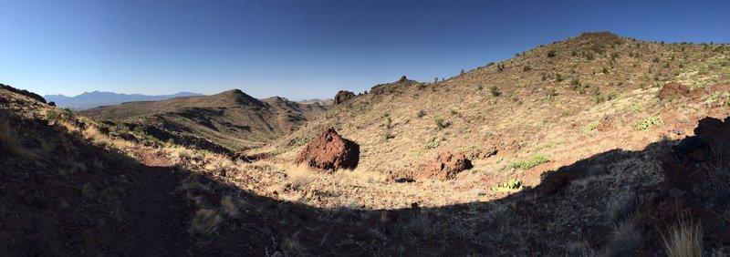 Castle Rock - bat cave.