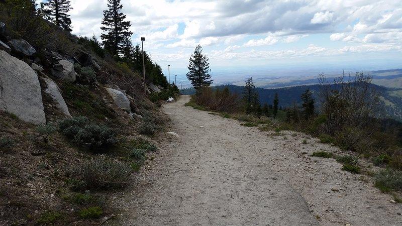 Trail views.