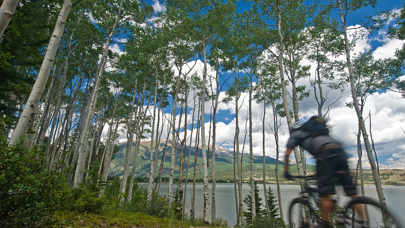 Aspen at Twin Lakes.