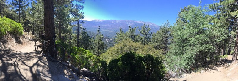 Lots of great views on this trail