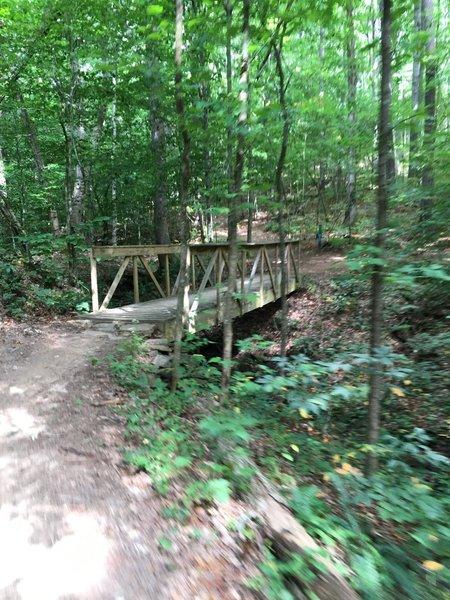 Bridge on Explorer Loop 1.