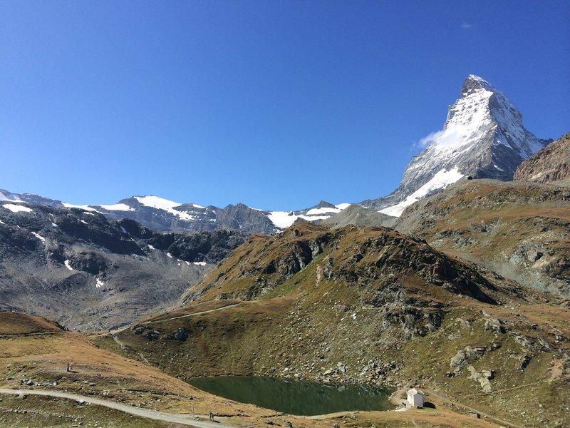 Schwarzsee and the Matterhorn