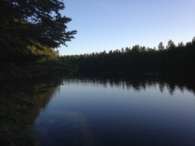 Oriole Lake.