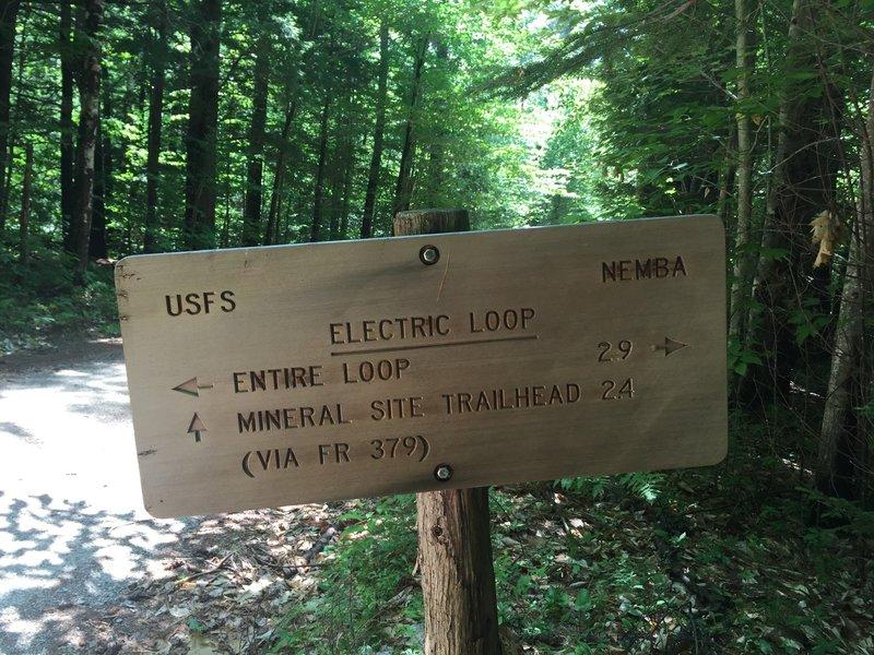 Electric Loop.