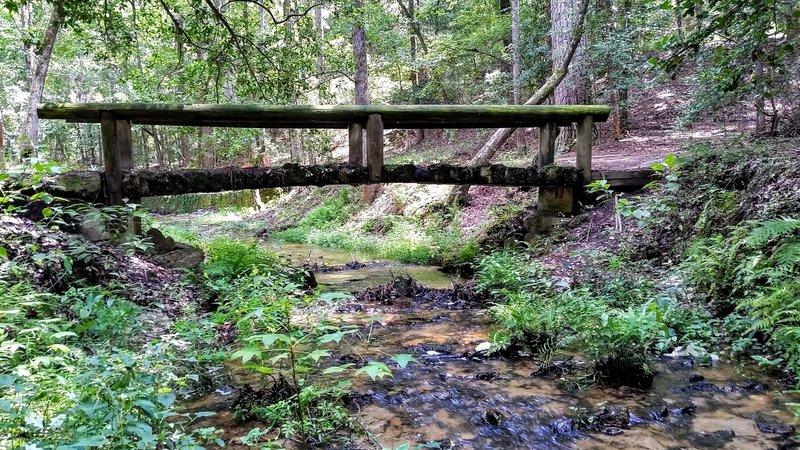 Wide Spillway Bridge